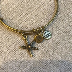 Alex and Ani Starfish Bracelet